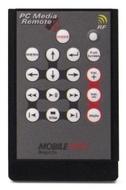 Mobile Edge PC Media Remote - Presentation remote control - radio