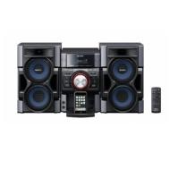 Sony MHC-EC79 - Mini system - radio / 3xCD / MP3 / USB flash player
