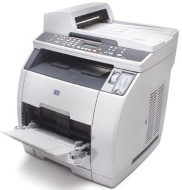 HP Color LaserJet 2840