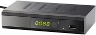auvisio Digitaler pearl.tv DVB-C2-Kabelreceiver DCR-100.fhd, Full HD
