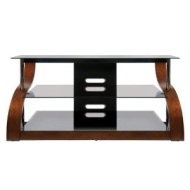 "Bell'O - TV Stand55"" Screen Support - 125.00 lb Load Capacity - 3 x Shelf(ves) CW343"