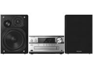 Panasonic SC-PMX84 Home audio mini system 120W Black,Silver