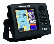 Lowrance Elite-5X CHIRP 83/200-455/800 khz Elite-5X CHIRP 83/200-455/800 khz
