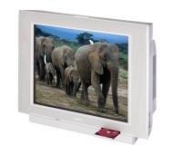 Philips 20DV693R 20 inch TV/DVD Combo TV