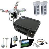 DJI Phantom 2 FPV Bundle By Drones Made Easy