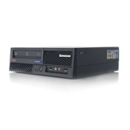 Lenovo ThinkCentre M58 eco USFF Core 2 Duo E7200 (2.53GHz), 2GB DDR3, 160GB HDD, DVD, Windows Vista Business Ultra Small Desktop PC Computer
