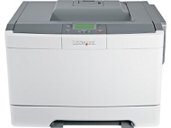 Lexmark C543dn - Printer - color - duplex - laser - Legal, A4 - 1200 dpi x 1200 dpi - up to 21 ppm (mono) / up to 21 ppm (color) - capacity: 250 sheet