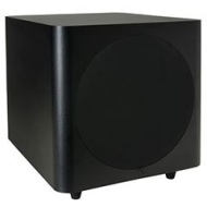 "Dayton Audio SUB-800 8"" 80 Watt Powered Subwoofer"