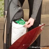 Miele S7210 Bagged Upright Vacuum