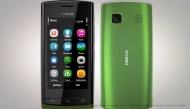 Nokia 500 Auto Navigation