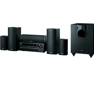 Onkyo HT-S5700 5.1-Channel Network A/V Receiver/Speaker Package with Bluetooth