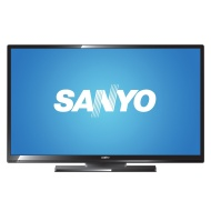 "Sanyo - Refurbished 39"" Class (38-1/2"" Diag.) - LCD - 1080p - 60Hz - HDTV"