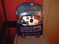 Concord Camera Eye-Q Go 2000 Digital Camera