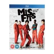Misfits: Series 1 & 2 (2 Discs) (Blu-ray)