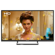 "Panasonic 32ES503BSAT LED HD Ready 720p Smart TV, 32"" With Freeview Play, Freesat HD & Adaptive Backlight Dimming, Black"