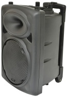 Qtx 178.840UK 100W Black loudspeaker