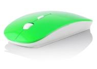 VEO   Mouse senza fili per Macbook iMac, computer portatili, PC, tablet, VERDE