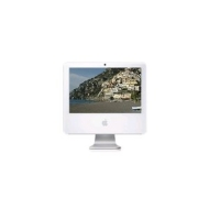 Apple iMac 17-inch, early/mid/late 2006 (MA199, MA406, MA590, MA710)