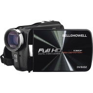 Bell and Howell DV5HDZ Slim 1080p Full HD Digital Video Camcorder with Touchscreen
