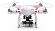 DJI CP.PT.000142 Phantom 2 H4-3D Edition Zenmuse Quadcopter für GoPro Hero 4
