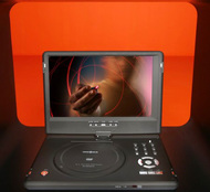 Insignia IS-PDVD10 Portable DVD Player