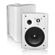 OSD Audio AP650 Outdoor High Definition Patio Speaker Pair (White)
