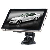 Excelvan 7 Pouces LCD Ecran GPS Auto Multifonction Tracker GPS Voiture FM MP3 SAT NAV Cartes Europe intégrée 8GO Mémoire interne Soutenir l'extension