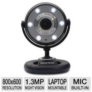 Gear Head WC1300BLK webcam