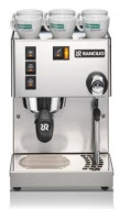 Rancilio Miss Silvia V3 Espresso Machine / Rocky Doser Grinder / Base Set