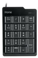iHome Numeric Keypad (IH-A600KB)