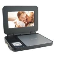 Venturer Portable DVD Player w/ 7 in. Diagonal LCD Widescreen Display