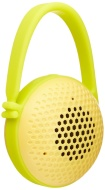 AmazonBasics Ultra-Portable Nano Bluetooth Speaker - Yellow