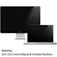 RadTech ClearCal Screen Protection for 21.5 inch iMac - Anti-Glare (13-307)