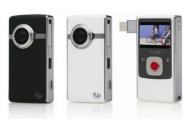 Flip Video UltraHD U1120 (8 GB) High Definition Camcorder