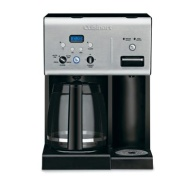 "Cuisinart Coffee Plusâ""¢ 12-Cup Programmable Coffeemaker with Hot Water System"