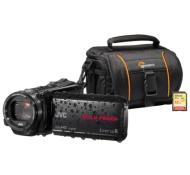 JVC GZ-R435 Handheld camcorder 2.5MP CMOS Full HD Black