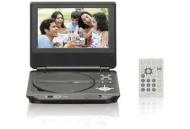 """Accurian™ 7"""" Widescreen Portable DVD Player"""