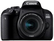 Canon EOS Rebel T7i / EOS 800D / Kiss X9i