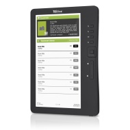 TrekStor eBook Reader 3.0 E-Book-Reader schwarz Android 2.1