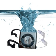 Underwater Audio Waterproof iPod Mega Bundle (Silver)