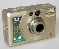 Canon PowerShot S20