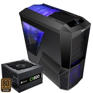 Freshtech Intel Core I7 4790 HD Gaming PC 1tb HDD 16gb DDR3 1600Mhz Zalman Computer Gigabyte H81M-S2H Motherboard 16gb DDR3 1600mhz Performance Ram On