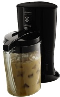 Mr. Coffee BVMC-LV1 Iced Cafe Iced Coffee Maker, Black