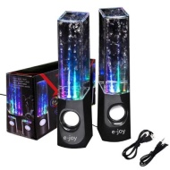 e-joy Dancing Water Speaker (Black)