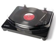 ION Air LP Wireless Turntable - Black