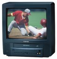 """Toshiba MV13L2 13"""" TV/VCR Combo"""