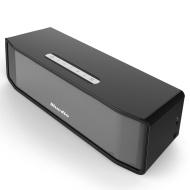Bluedio BS-2 (Camel) Mini Tragbare Bluetooth Lautsprecher kompakt zum mitnehmen und ein Kabelloses 3D Stereo Musik Sound System(Weiß)