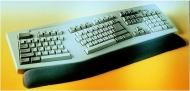 Fellowes Handgelenkauflage für Tastatur Gel schwarz