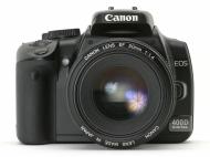 Canon EOS 400D (EOS Digital Rebel XTi / EOS Kiss Digital X)