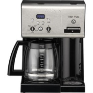 Cuisinart  Programmable 12 Cup Coffee Maker with Hot Water System